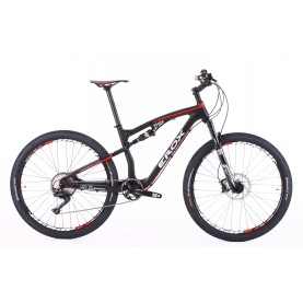 Mountain Bike EROX Carbon Fully 156