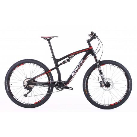 Mountain Bike EROX Carbon Fully 27.5''