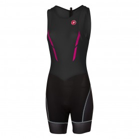 Triathlon Anzug women short Distance Castelli