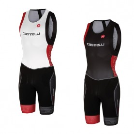 Triathlon Anzug men short Distance Castelli