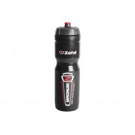 Trinkflasche 0.75dl Zetal schwarz