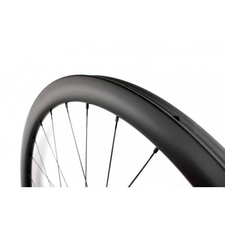 Rennrad Laufräder Karbon Disk Erox Ultra Disc 50