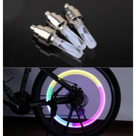 LED Ventil Licht (Blau, Pink, Grün)