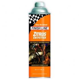 Fahrrad Reiniger Finish Line Citrus 600 ml