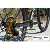 Cross Bike Erox Karbon Custom Made