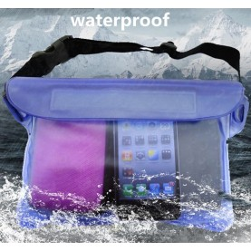 Waterproof handy bag