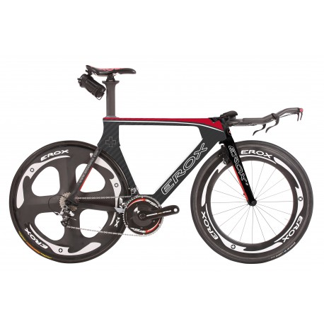 Triathlon Race Bike Cervelo P5six 2018