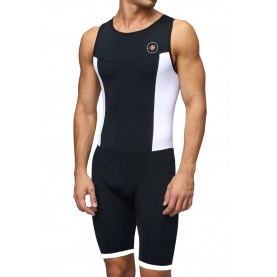 Triathlon Suit ohne Ärmel E-Swiss Olympic