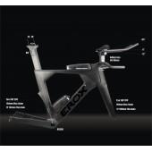 Triathlon Race Bike Quintana Roo PRsix frameset