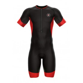 Triathlon Suit E-Swiss Kurzarm men