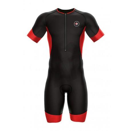 Triathlon Suit E-Swiss Kurzarm men
