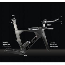 Triathlon Race Bike EROX MIRA