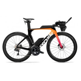 Triathlon Race Bike Cervelo P Disc 2020 Serie