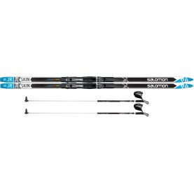 classik XC Ski Junior set Salomon RC