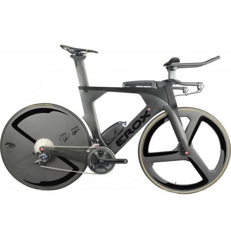 Triathlon Race Bike TV