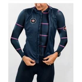Langlauf-Bike Thermo Shirt