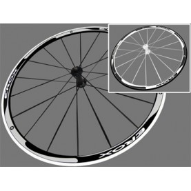 Erox Rennrad Laufradset Comp Alu