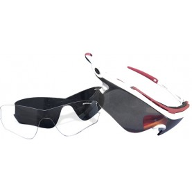 Erox eyewear Team Issu white