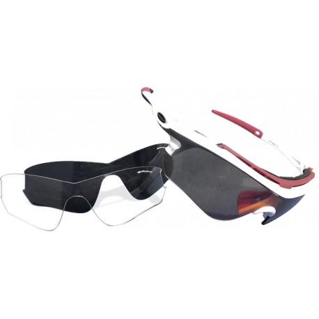 Erox eyewear Team Issu white