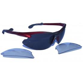 Radsport-Brille Erox mit 2 Wechsel-Gläser