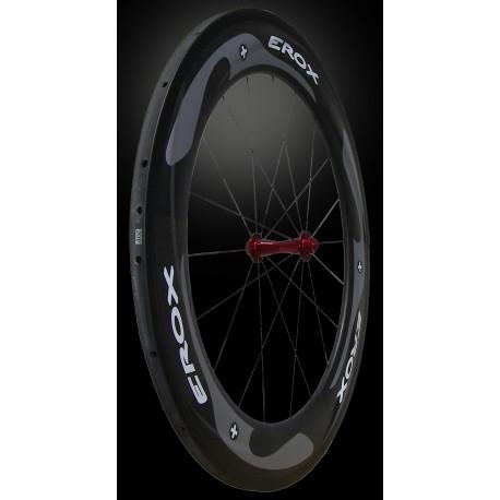 Rennrad Laufrad Erox Ultra 800 tubular