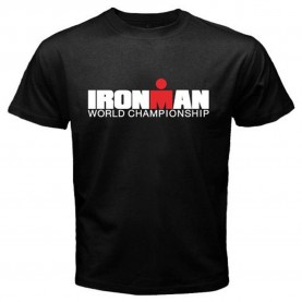 Ironman Running T